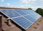Fotovoltaika na střeše