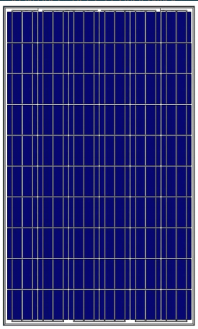 Fotovoltaické panely AmeriSolar 270W